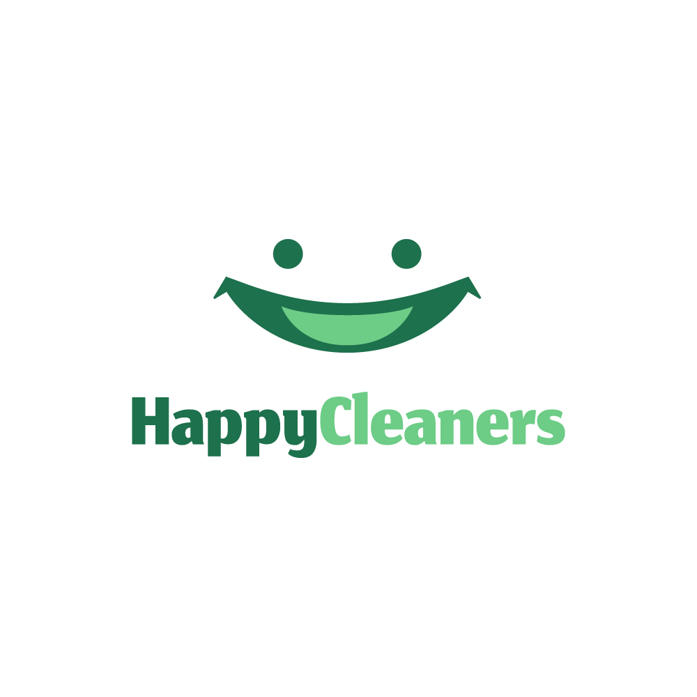 Happy Cleaners logo