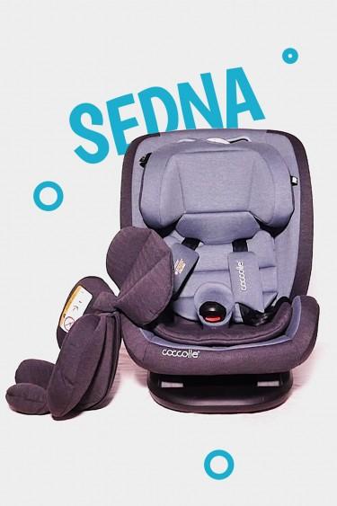 Video Produs cu 360 Scaun Auto Coccolle Sedna