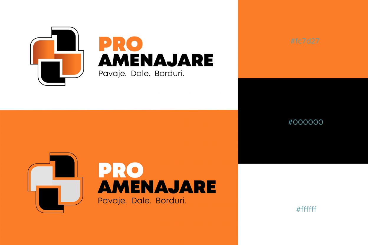 Logo Pro Amenajare