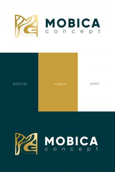 Logo Mobica Concept