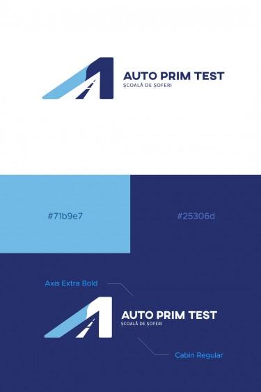 logo Auto Prim Test
